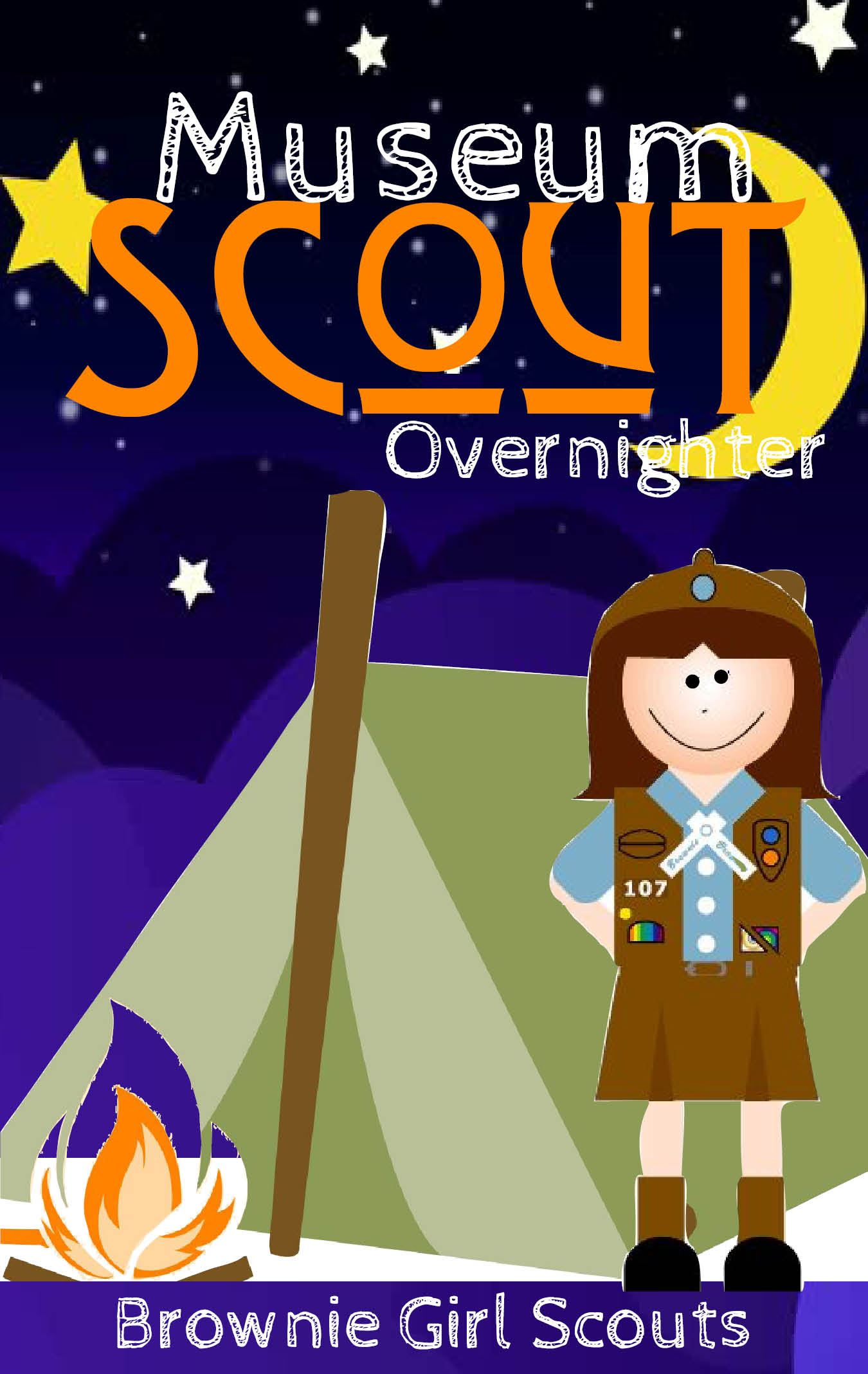 girlscout overnight 20